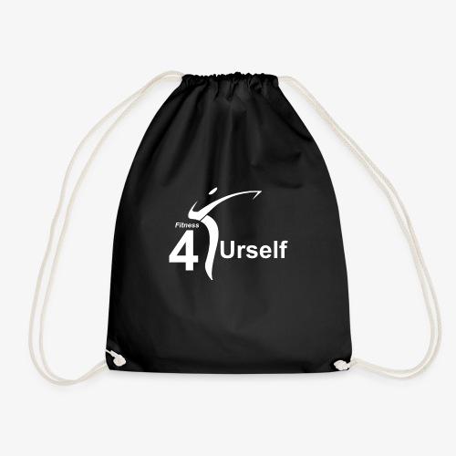 Logo Fitness 4 Urself - Turnbeutel