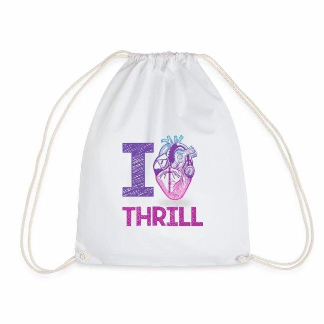 I love Thrill Logo - ParkTube