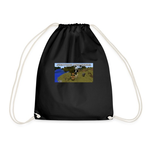 minecraft - Drawstring Bag