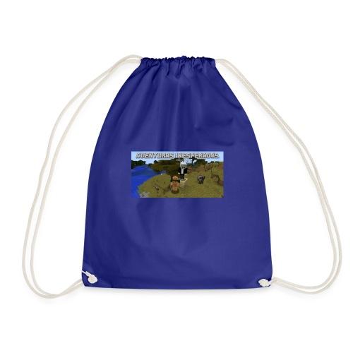 minecraft - Drawstring Bag