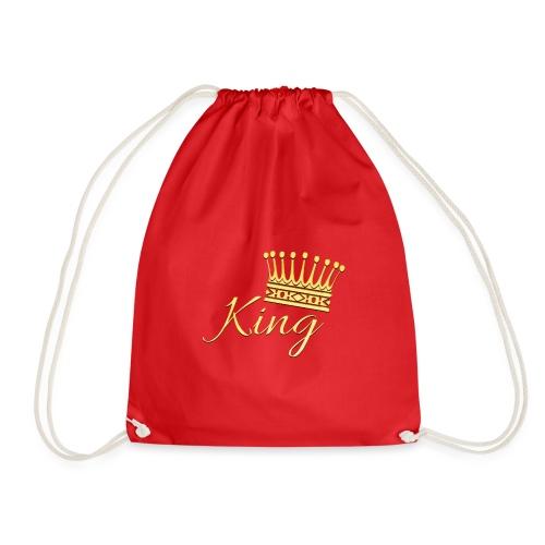 King Or by T-shirt chic et choc - Sac de sport léger