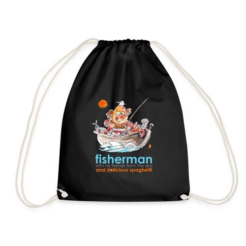 Fisherman - Sacca sportiva