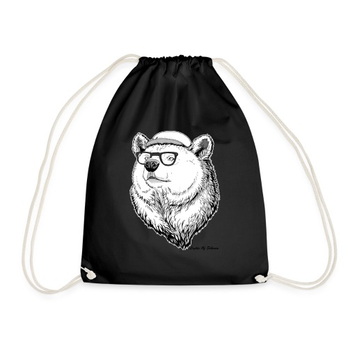 Lights Of Siberia - Drawstring Bag