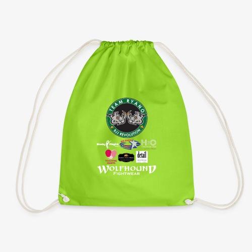 andy murphy back 0617 png - Drawstring Bag