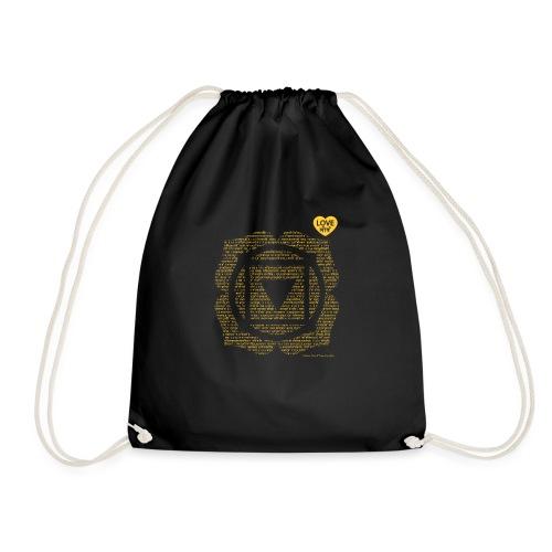 Base Chakra vasishtha - Drawstring Bag