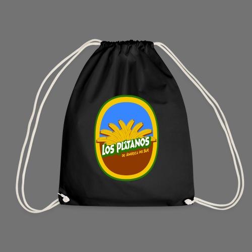 Los Platanos - Drawstring Bag