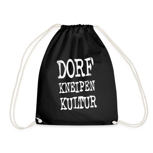 Dorfkneipen-Kultur - Turnbeutel