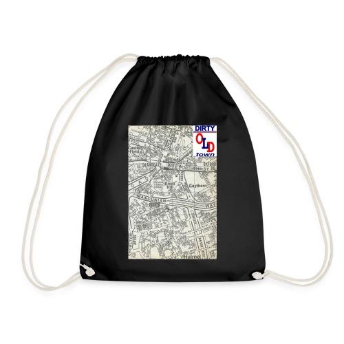 Coronation St - Drawstring Bag