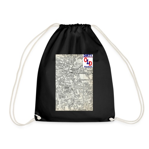 Coronation St - Drawstring Bag