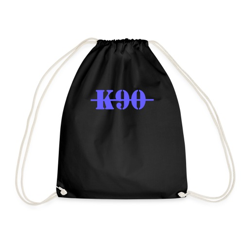 K90 Art Clothing - Drawstring Bag