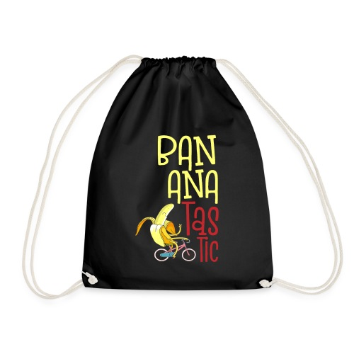 Bananatastic - Sportliche Banane Chill out - Turnbeutel