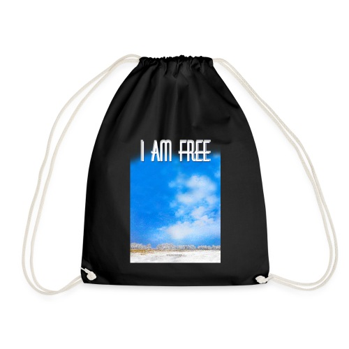 I am free - Turnbeutel