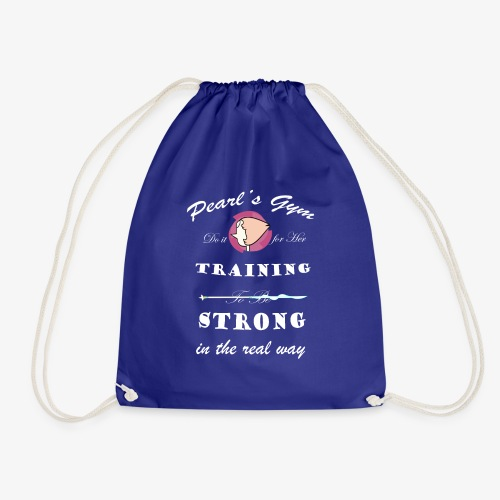 Strong in the Real Way - Sacca sportiva