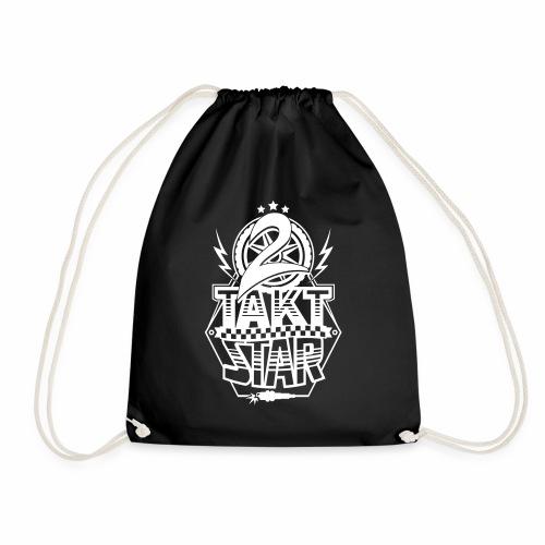 2-Takt-Star / Zweitakt-Star - Drawstring Bag