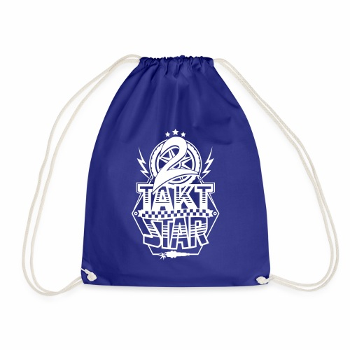 2-Takt-Star / Zweitakt-Star - Drawstring Bag