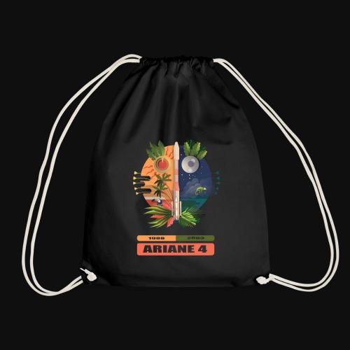 Ariane 4 - Carnaval figures and legends - Drawstring Bag