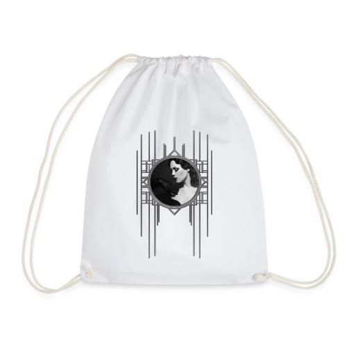 Femme Fatale Xarah Design 3 - Drawstring Bag