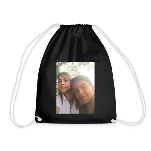 Muy ferst merch - Drawstring Bag