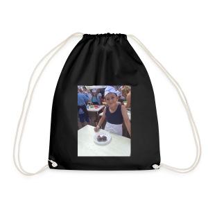 nathan armit - Drawstring Bag