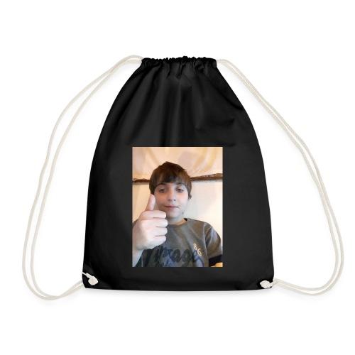 My Face clothing :-) - Drawstring Bag