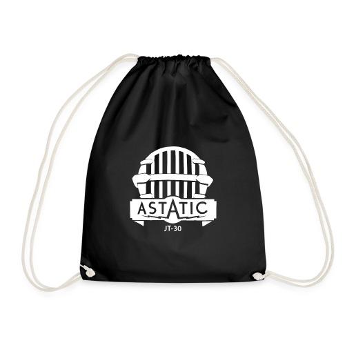 Astatic JT-30 logo - Drawstring Bag