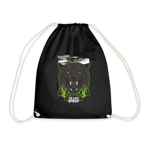 T-Shirt Bear Powershifter - Turnbeutel