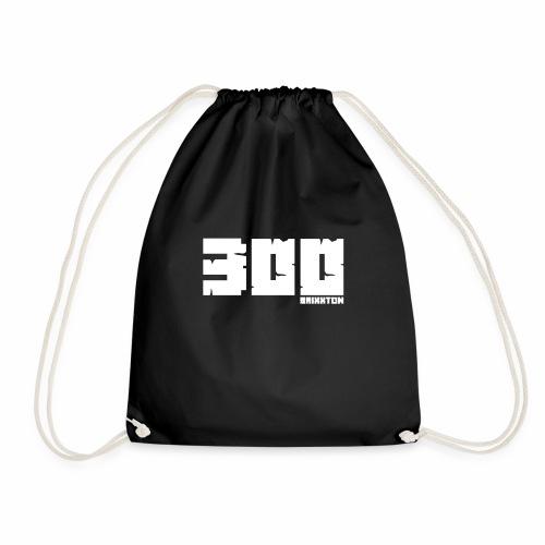 BrixxtoN 300 Abo Weiss - Turnbeutel