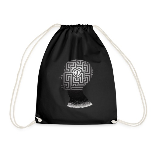 Mind Maze - Drawstring Bag