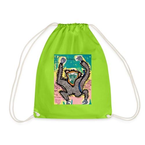 the monkey - Sacca sportiva