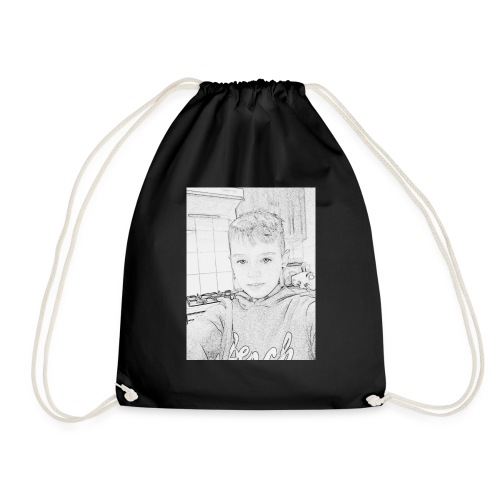 Jack Tomo in stock things - Drawstring Bag