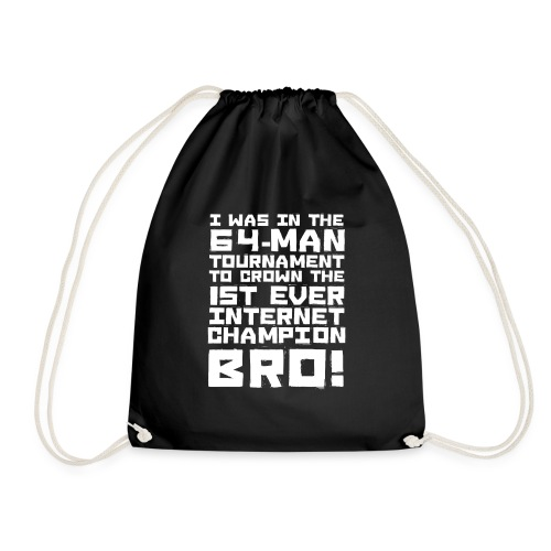 internetchamp - Drawstring Bag