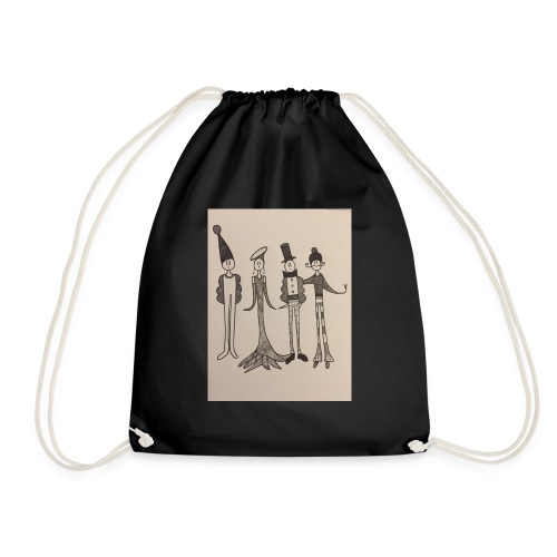 60F684A8 EB46 4E0E B3EA 3DA4CECAB810 - Drawstring Bag