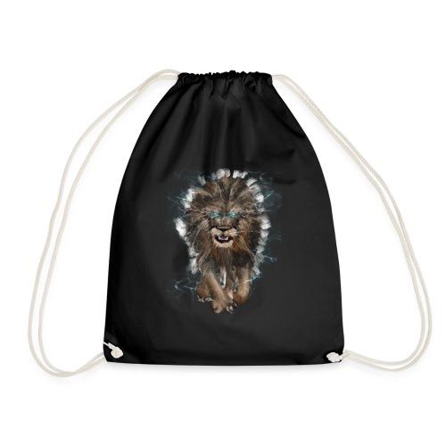 thunderlion - Drawstring Bag