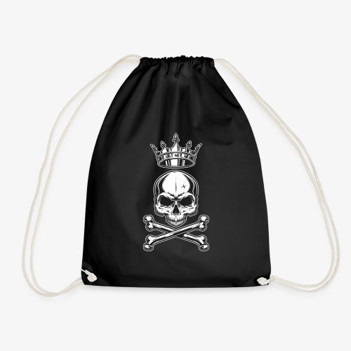 Skull King -Totenkopf König - Turnbeutel
