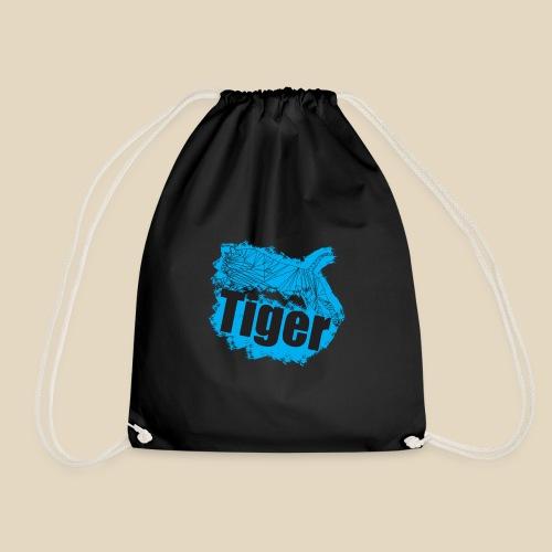 Blue Tiger - Sac de sport léger