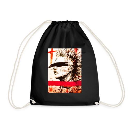 Blind - Drawstring Bag