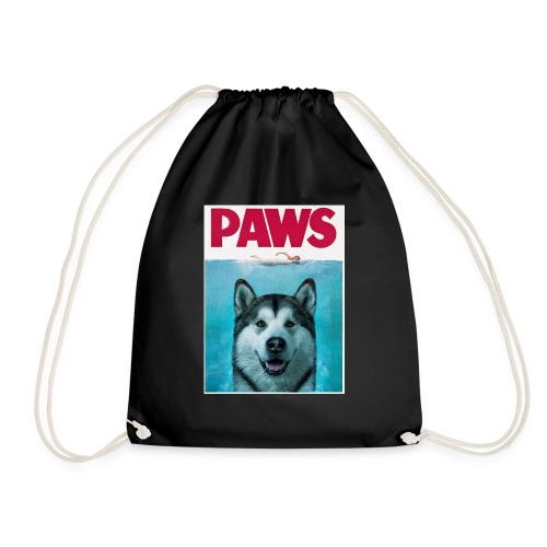 paws 2 - Drawstring Bag