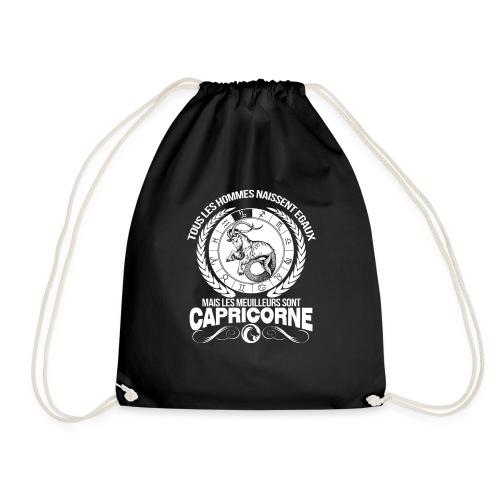 T-shirt signe du zodiaque horoscope Capricorne - Sac de sport léger