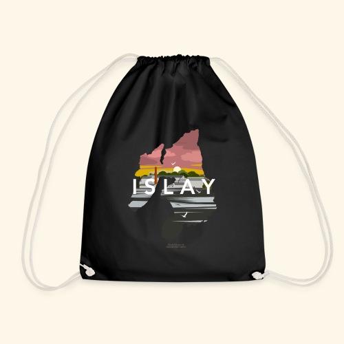 Islay Dusk Whisky T-Shirt Design - Turnbeutel