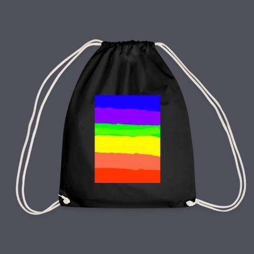 Rainbow - Drawstring Bag