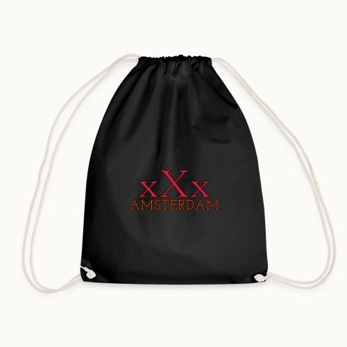 Amsterdam xXx - Turnbeutel