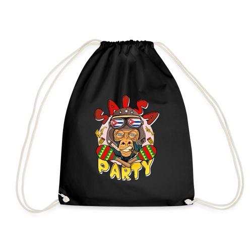 El Cubanito 002Ba - Drawstring Bag