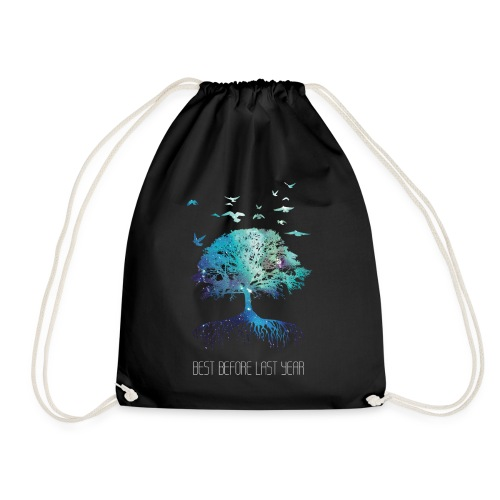 Unisex Hoodie Next Nature - Drawstring Bag