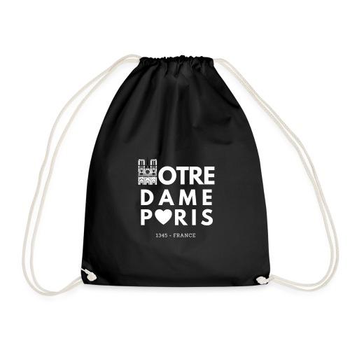 NOTRE DAME DE PARIS - Sac de sport léger