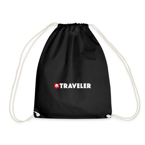Traveler - Drawstring Bag