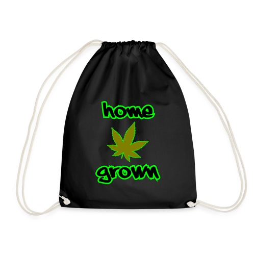 Home Grown - Drawstring Bag