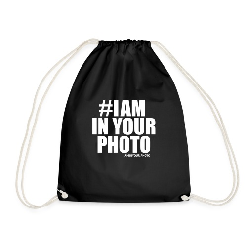 I AM IN YOUR PHOTO T-shirt Women - Gymtas