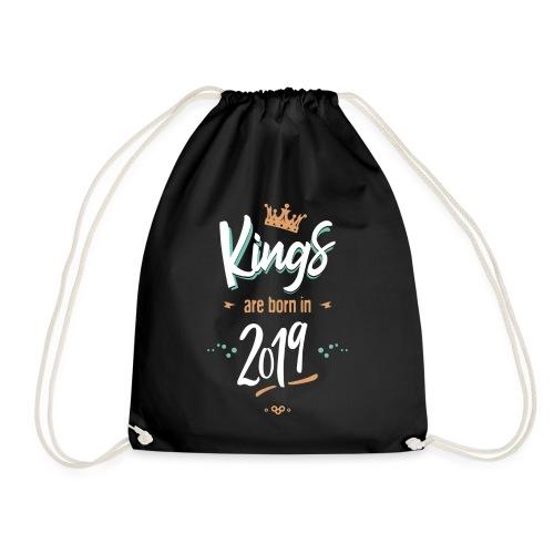 Kings are born in 2019 - Sac de sport léger