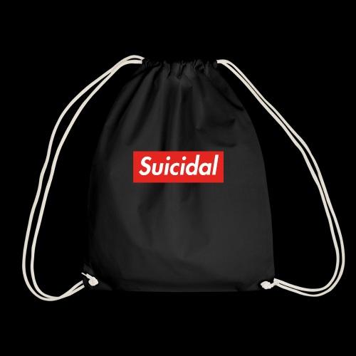 Suicidal Logo.png - Mochila saco