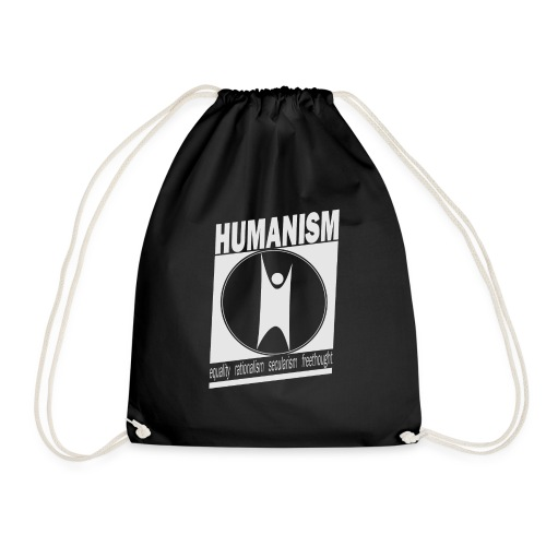 Humanism - Drawstring Bag